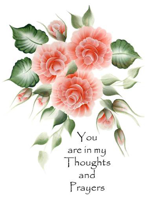 Image result for you are in my thought and prayers images